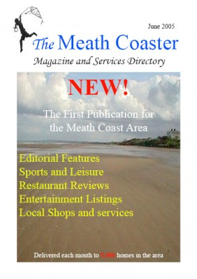 The very first Meath Coaster
